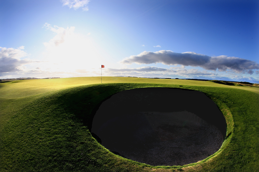 St Andrews Hole By Hole Guide Hole 11 High In Golf