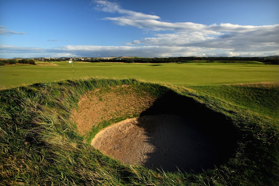 Hole 8, St Andrews Old Course, Short