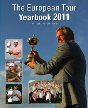 The European Tour Yearbook 2011