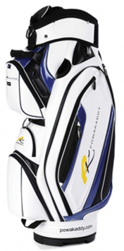 PowaKaddy Deluxe IV bag review - Golf Monthly
