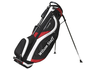 Wilson Staff Pro Feather Bag Review Golf Monthly