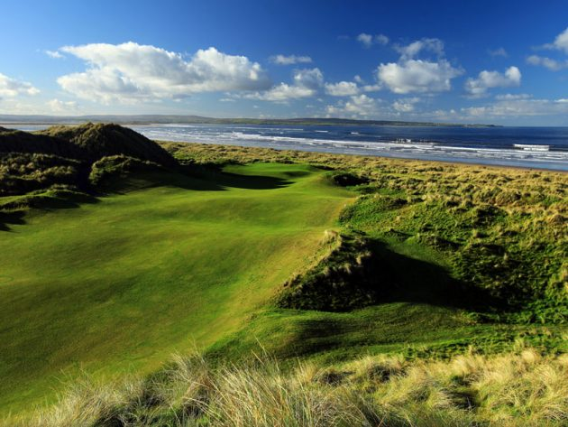 Enniscrone Golf Club Dunes Course Review