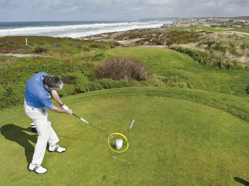 Slice golf