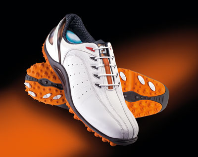 FootJoy Professional Spikeless Saddle Golf Shoes for Men