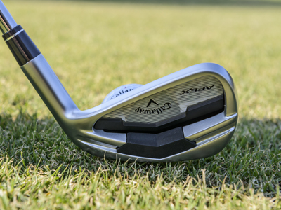 Callaway Apex Irons Review Review Golf Monthly