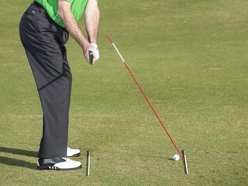 Golf Tour Sticks Drills
