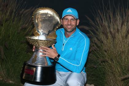 Sergio Garcia wins Qatar Masters (Getty Images)