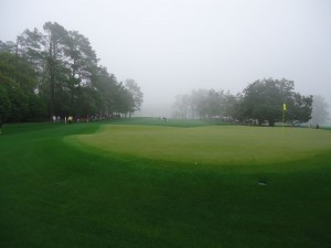 Masters 2014 at Augusta
