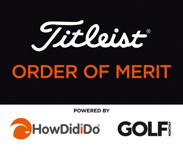 Titleist Order of Merit