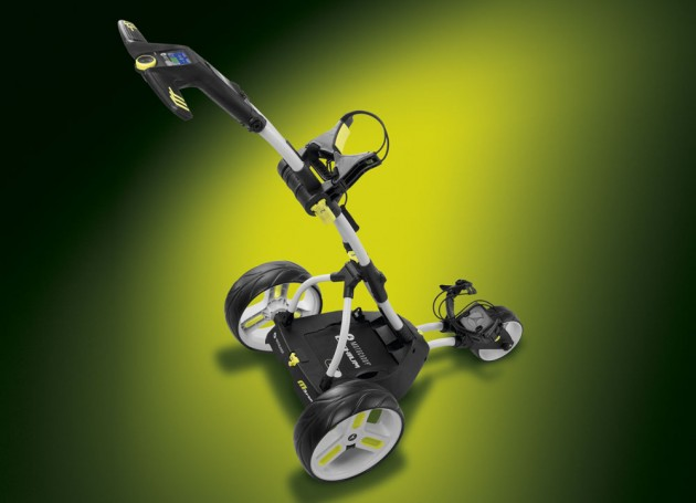 Motocaddy M3 Pro Trolley Review Golf Monthly