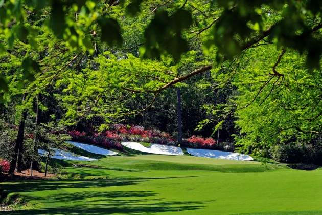 Augusta National BT Sport Set To Take 2018 Masters