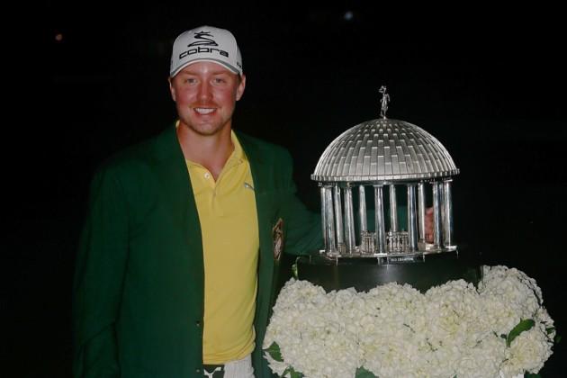 Jonas Blixt defends Greenbrier Classic