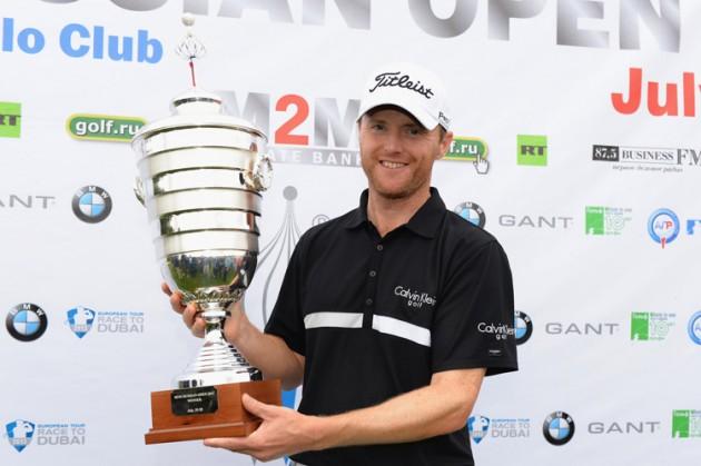 Michael Hoey: 2013 Russian Open champion