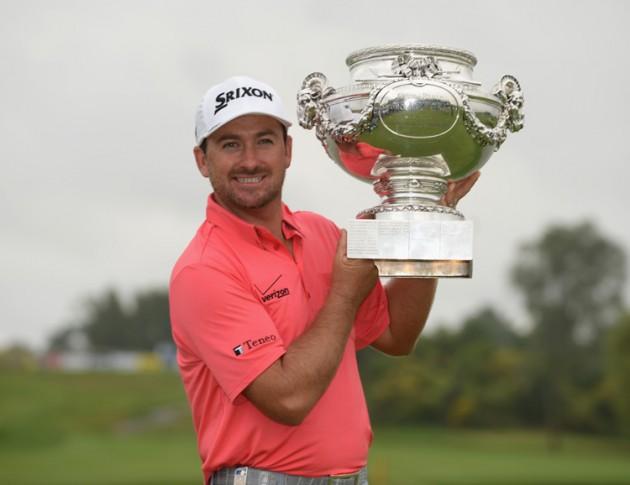 Graeme McDowell wins Alstom Open de France