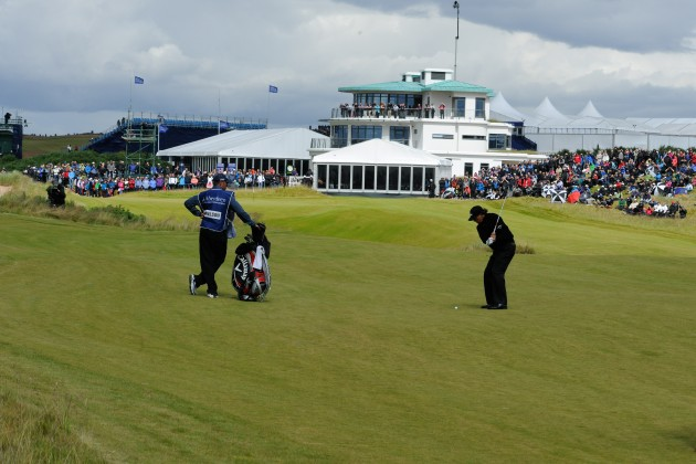 it has been announced that castle stuart golf where phil mickelson clincked the top spot in the 2013 scottish open will host the tournament in 2016 - Open Castle 2016
