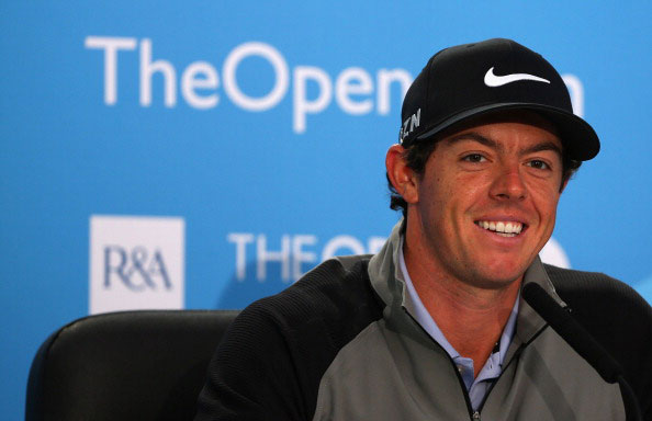 Rory McIlroy press conference