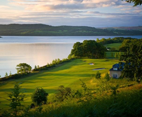 The Carrick on Loch Lomond