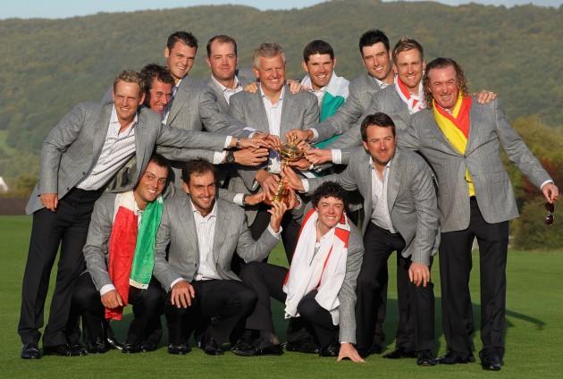 Golf Historie 2006 2010