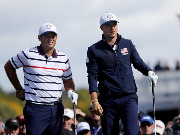 Ryder Cup Golf Betting Tips Patrick Reed and Jordan Spieth