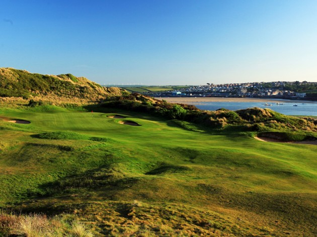 The Best Golf Courses In Cornwall