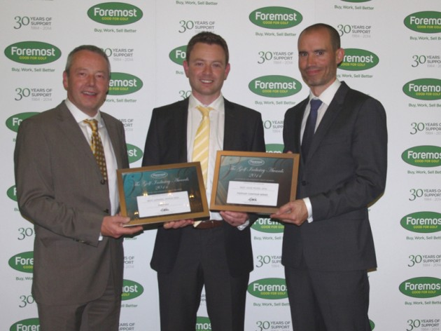 FootJoy Win Foremost Awards