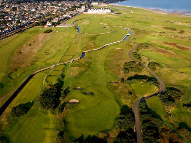 Carnoustie Wins Environmental Golf Course of the Year 2018 Carnoustie Golf Links Championship Course Review Carnoustie Golf Links Championship Course Pictures best golf courses along train lines