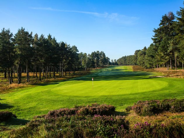 The Berkshire Golf Club Red Course Review