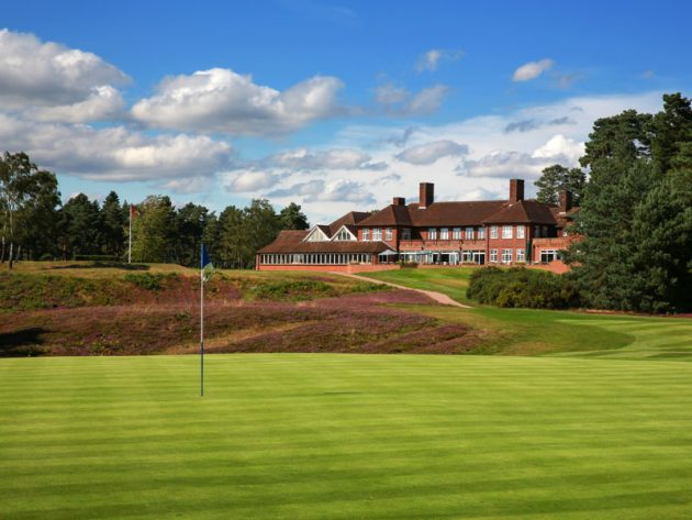 The Berkshire Golf Club Blue Course Review