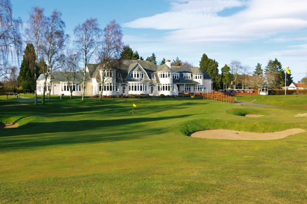 Blairgowrie Golf Club Rosemount Course Review