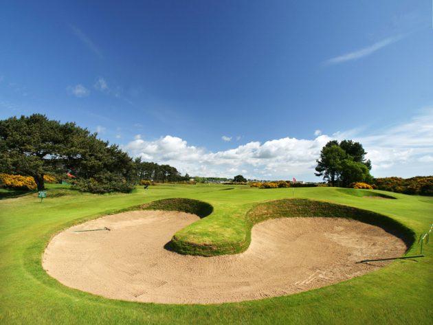 Carnoustie Golf Links Championship Course Pictures