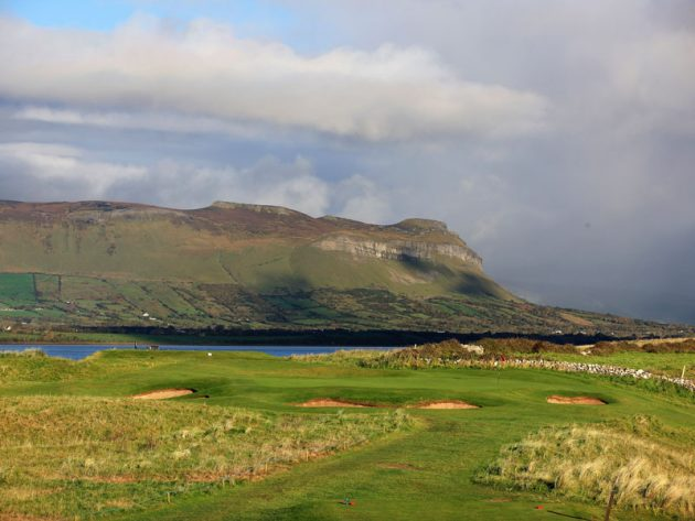 County sligo golf club championship course review