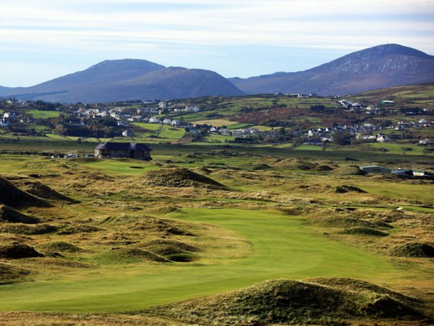 Ballyliffin Golf Club Glashedy Course Review