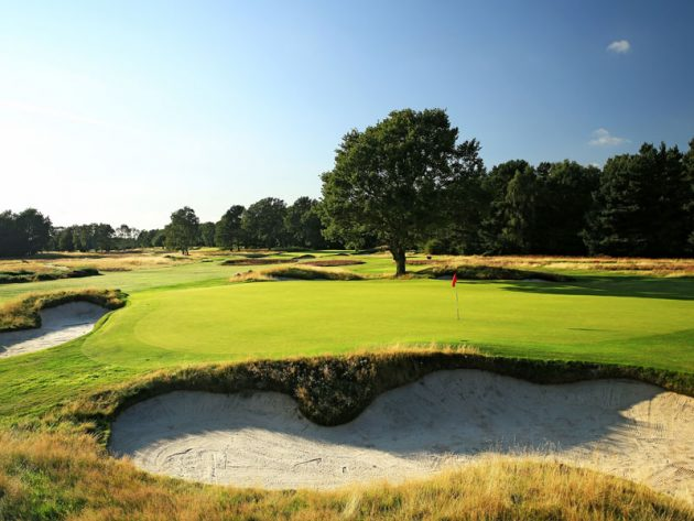 Alwoodley Golf Club Course Review