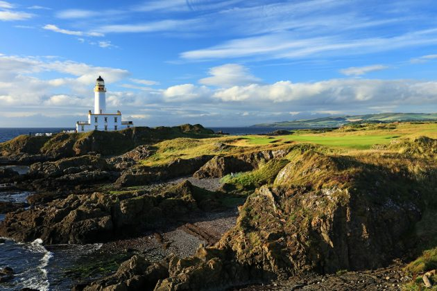 Trump Turnberry Resort Ailsa Course Gallery go free with lee Almost half (47%) of Scotland's golfing visitors travel from overseas to play golf in Scotland.