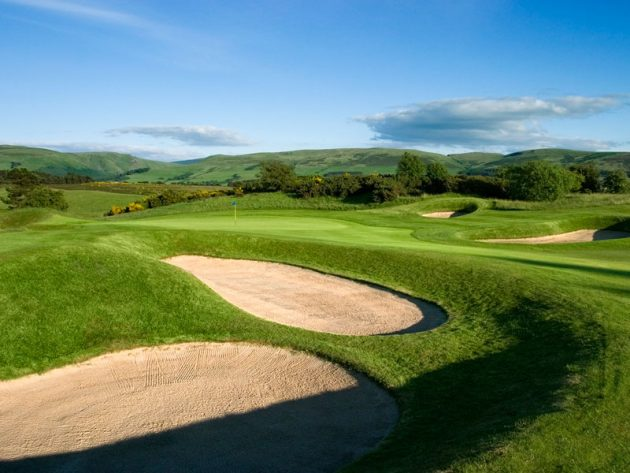 Gleneagles Golf Resort Queen's Course Review