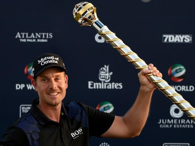 Henrik Stenson defends DP World Tour Championship