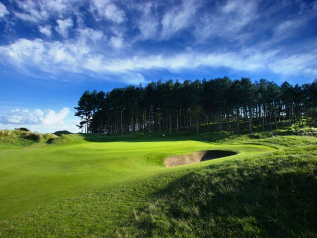 Hillside Golf Club Course Review southport golfers guide
