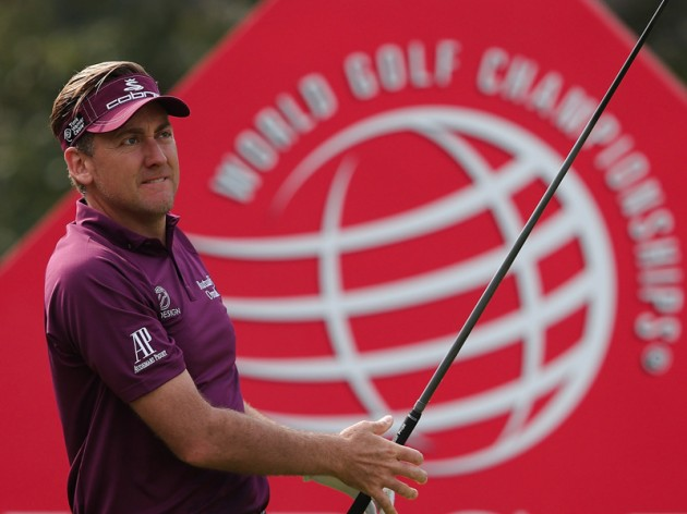Ian Poulter - runner-up at last year's HSBC Champions