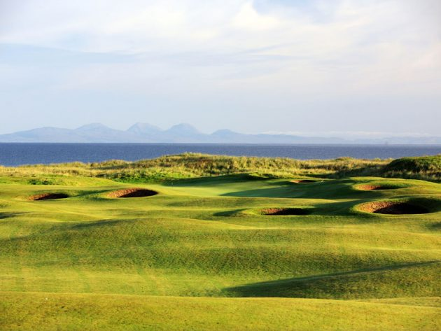 Machrihanish Golf Club Championship Course Review