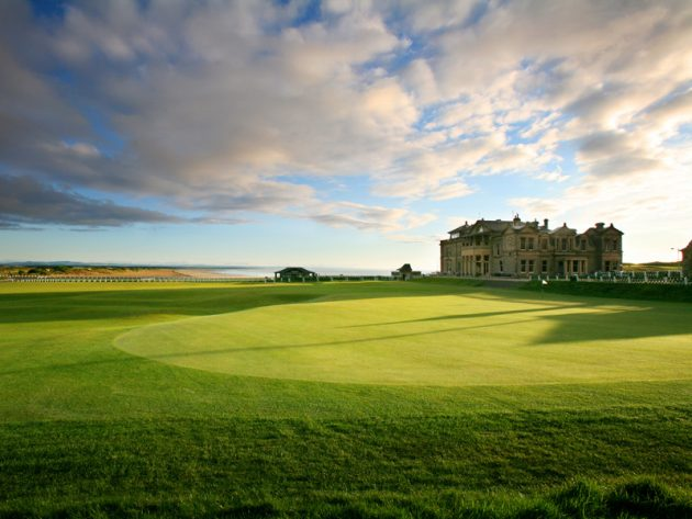 St Andrews Links Old Course Review