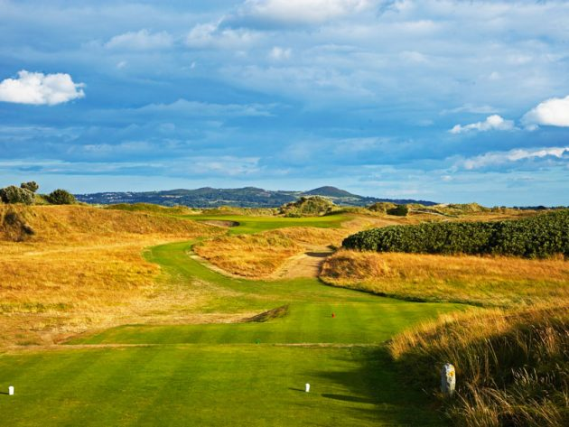 Portmarnock Hotel and golf links course review