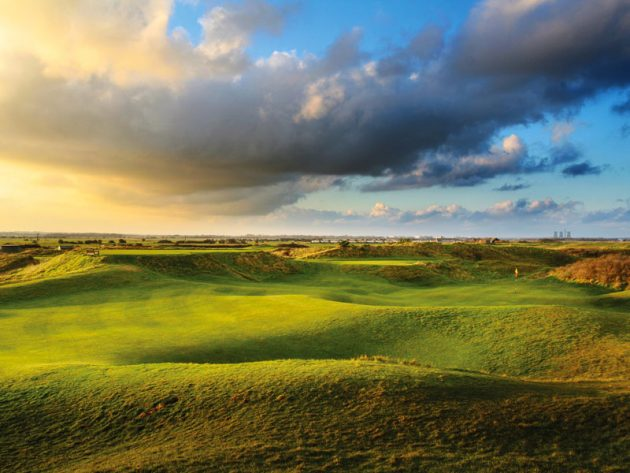 Royal Cinque Ports Golf Club Course Review