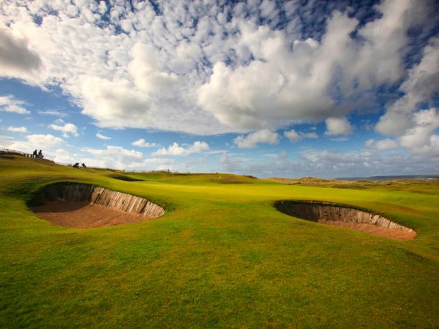 Royal North Devon Golf Club Course Review