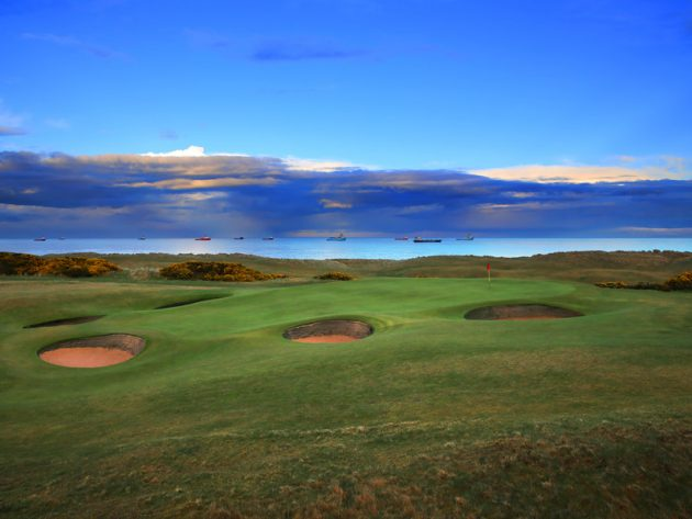 Royal Aberdeen Golf Club Balgownie Course Review