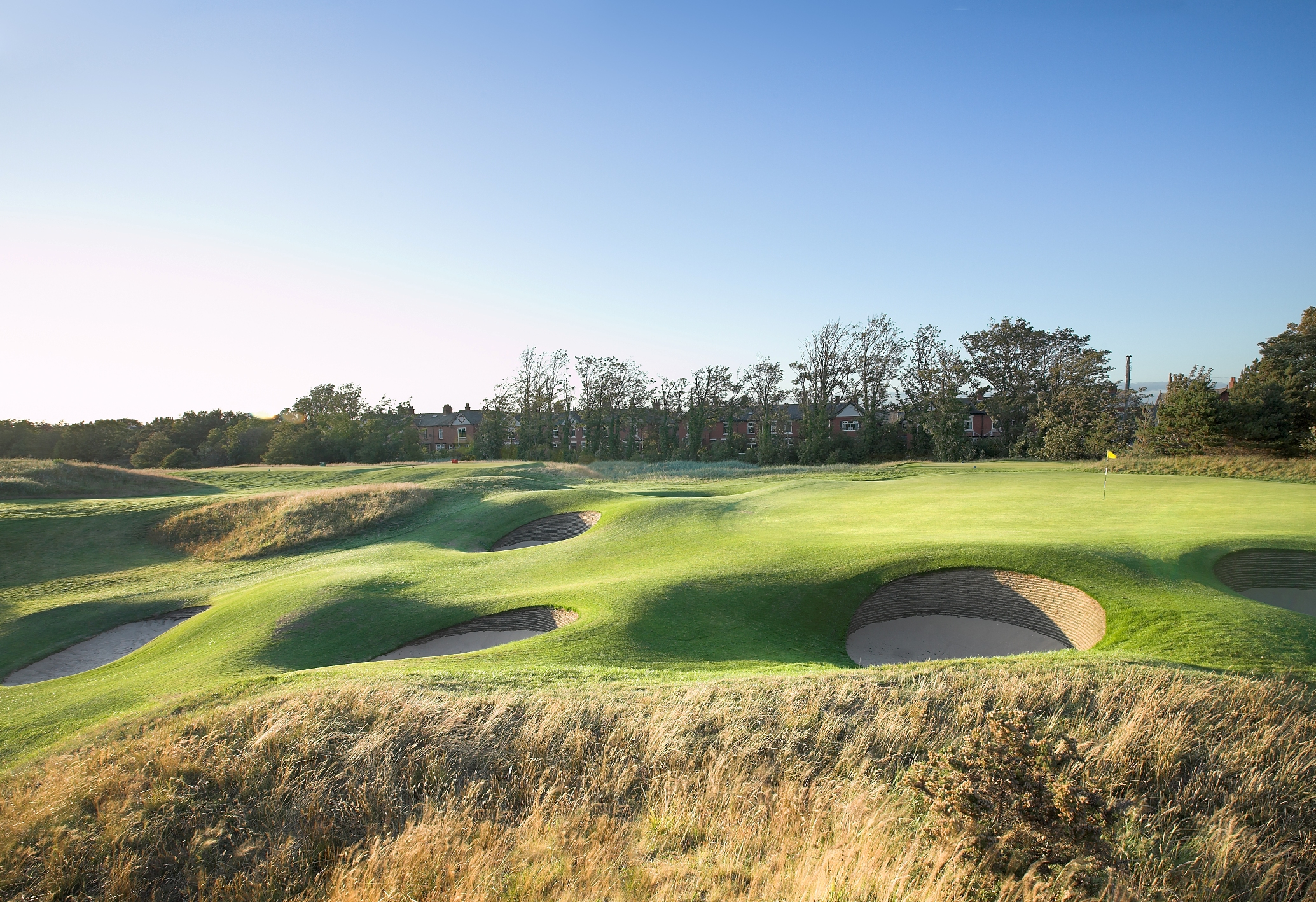 the best places to play golf in north west england golf monthly. Black Bedroom Furniture Sets. Home Design Ideas