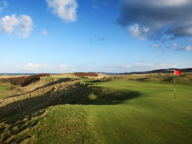 Royal Portrush Golf Club Dunluce Course Review