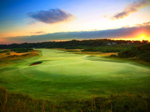 Royal Troon Golf Club Old Course Review