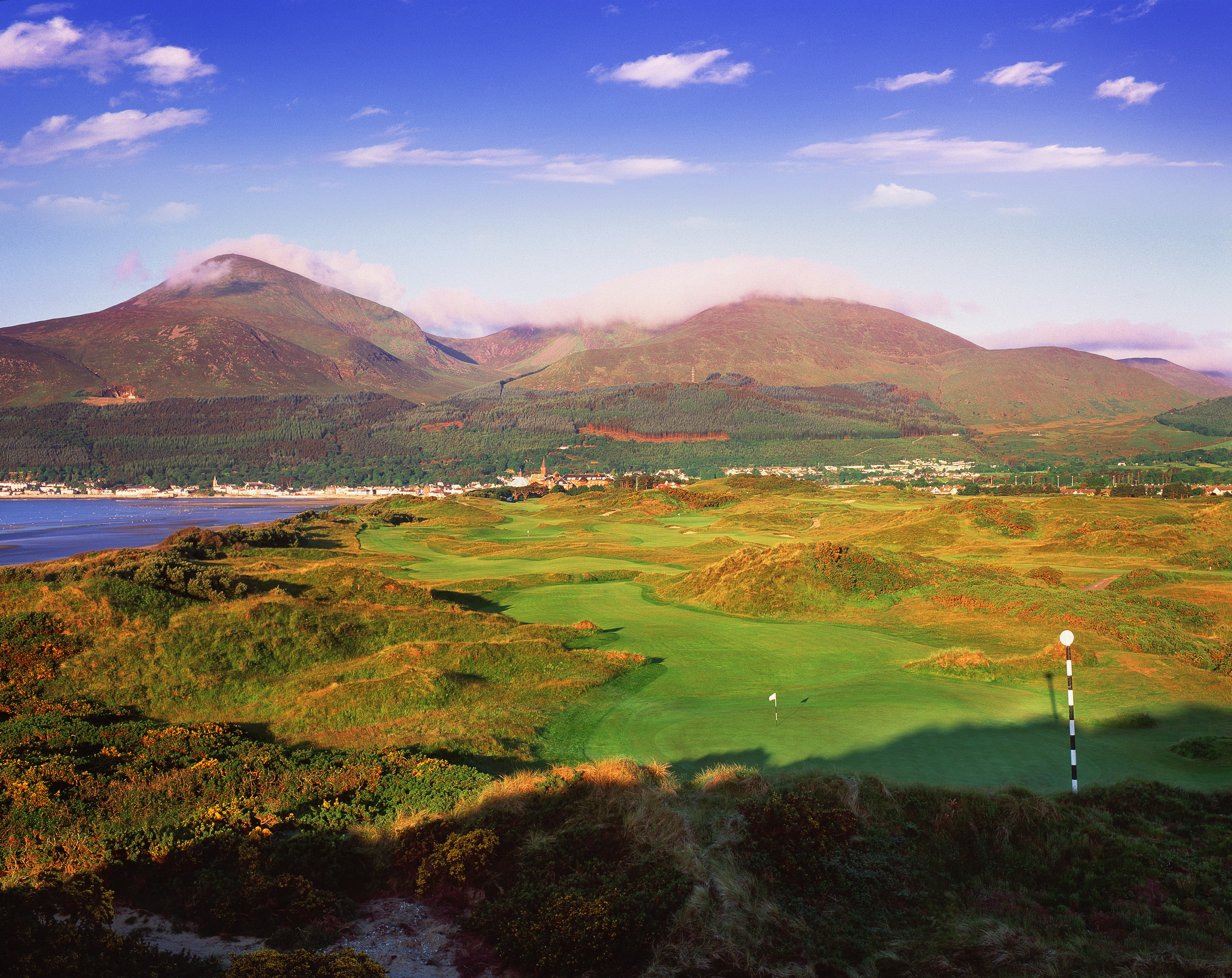 2 royal county down top 100 courses uk ireland 2015 16