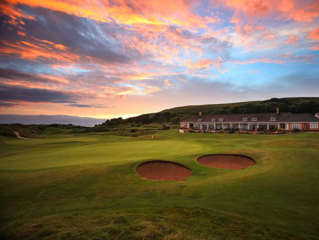 Saunton golf club east course review