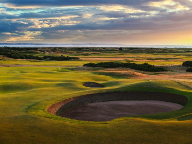 best golf job St Andrews Links Old Course Pictures